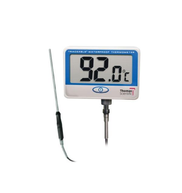 เครื่องวัดอุณหภูมิและความชื้นแบบดิจิตอล CONTROL COMPANY 6406