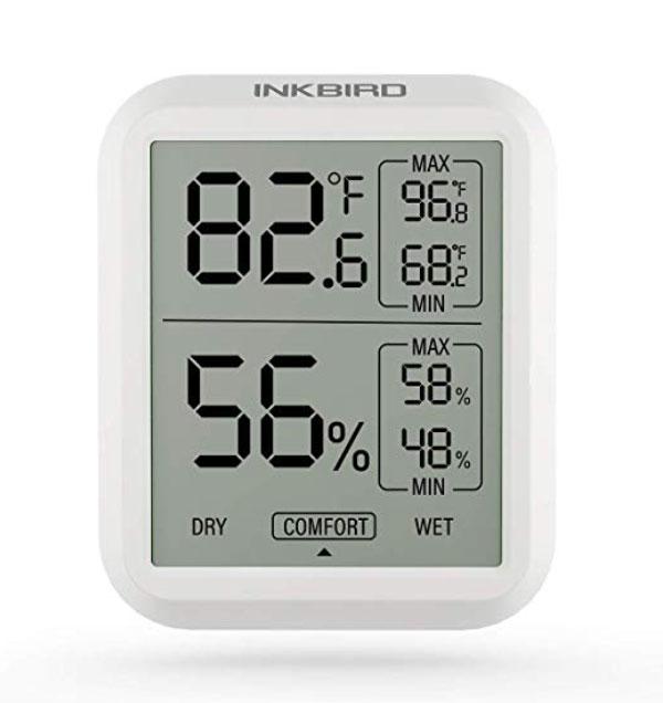 เครื่องวัดอุณหภูมิและความชื้นแบบดิจิตอล-Inkbird-ITH-20