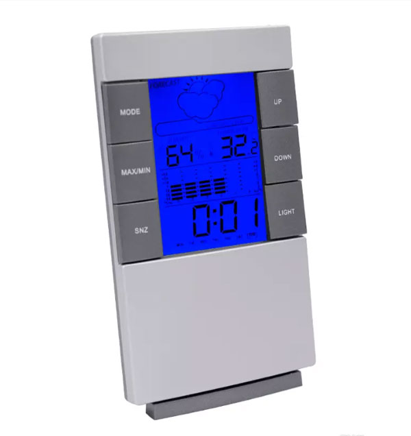 เครื่องวัดอุณหภูมิและความชื้นแบบดิจิตอล-LZ0691