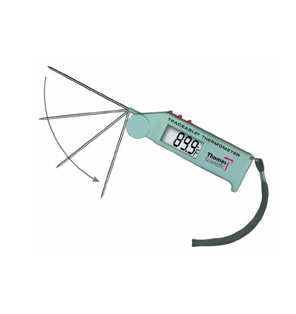 เครื่องวัดอุณหภูมิและความชื้นแบบดิจิตอล-Thomas-4372