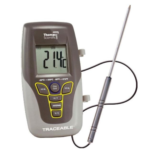 เครื่องวัดอุณหภูมิและความชื้นแบบดิจิตอล-Thomas-Traceable-Kangaroo