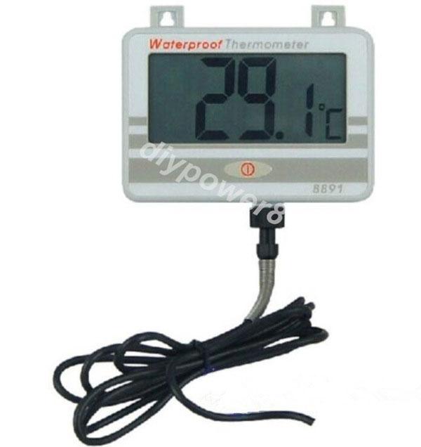 เครื่องวัดอุณหภูมิและความชื้นแบบดิจิตอลAZ-8891
