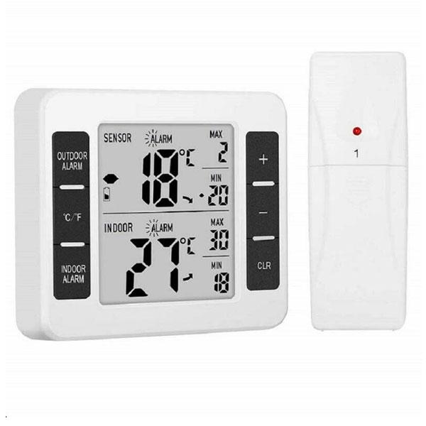 เครื่องวัดอุณหภูมิและความชื้นแบบดิจิตอล-Mi-A4V6