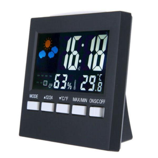 เครื่องวัดอุณหภูมิและความชื้นแบบดิจิตอล-VICOODA