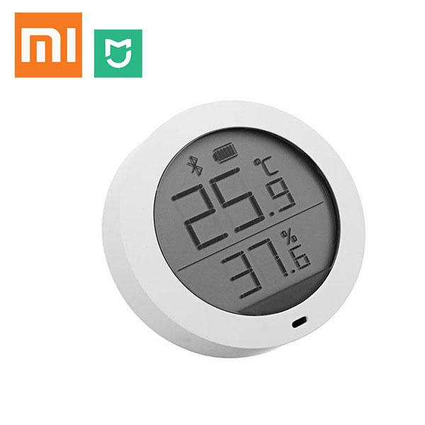 เครื่องวัดอุณหภูมิและความชื้นแบบดิจิตอลXiaomi-Mijia-bluetooth