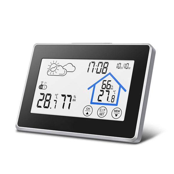 เครื่องวัดอุณหภูมิและความชื้นแบบดิจิตอล-Digoo-DG-TH8380