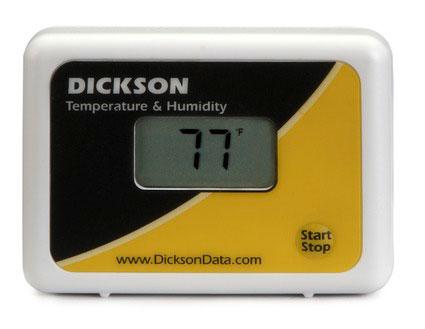 Data logger Dickson TP425